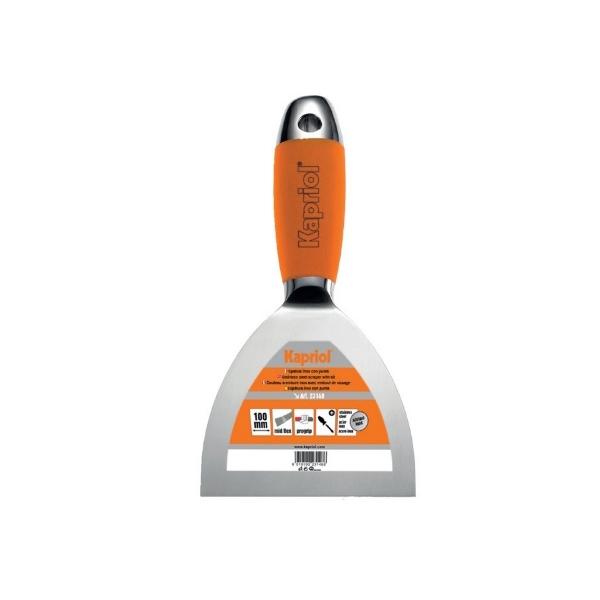 Kapriol festékkaparó kovácsolt inox 80mm Minden termék